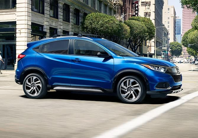 Honda HR-V Performance lifestyle