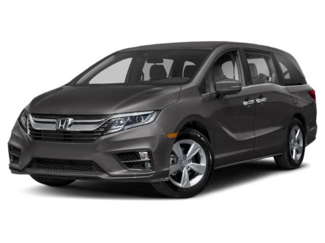 2020 Honda Odyssey Exterior
