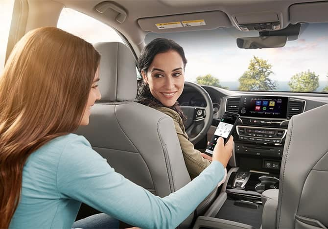 Honda Pilot Technology - Connectivity
