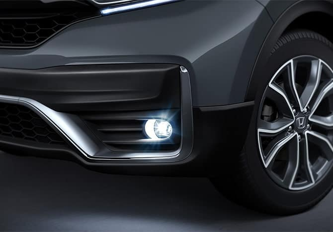 Honda CR-V LED fog light