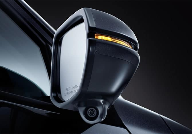 Honda HR-V Mirror with Camera