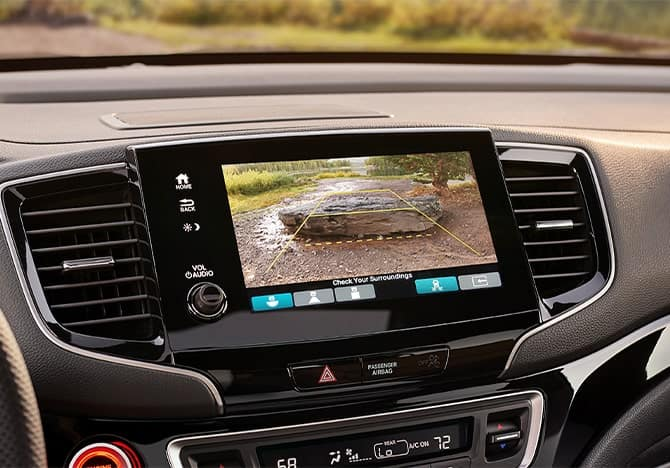 2020 Honda Passport Rear-view camera