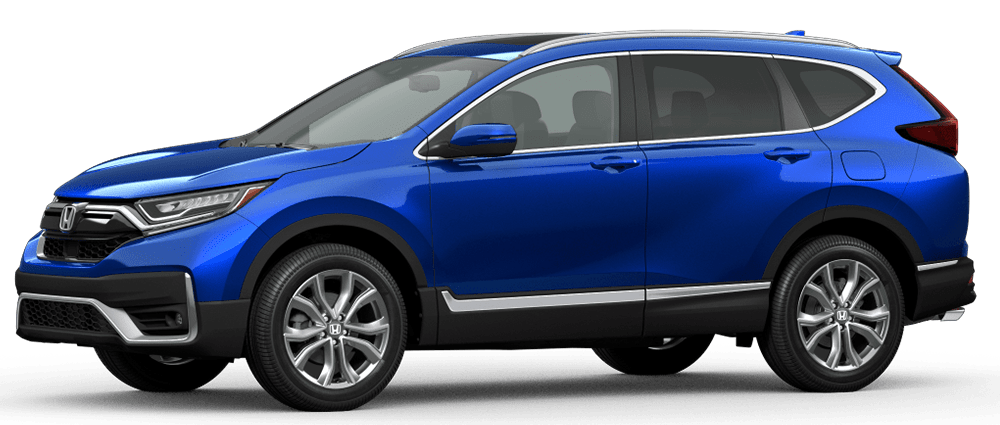 2020 CR-V - Aegean Blue Metallic
