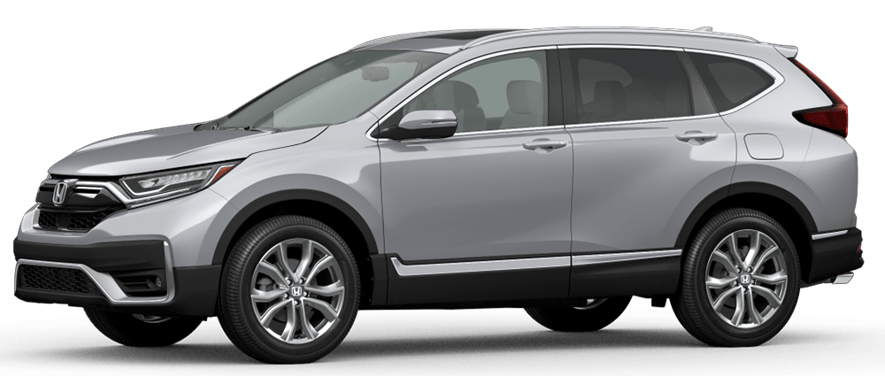 2020 CR-V - Lunar Silver Metallic