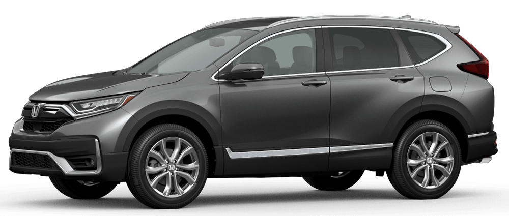 2020 CR-V - Modern Steel Metallic