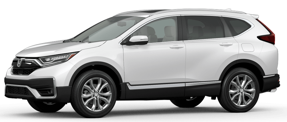 2020 CR-V - Platinum White Pearl