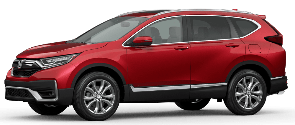 2020 CR-V - Radiant Red Metallic
