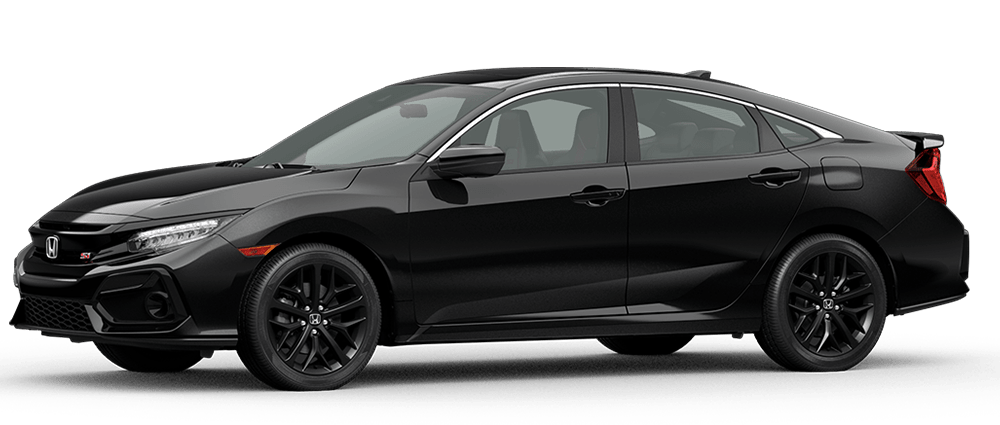 2020 Civic Si - Crystal Black Pearl