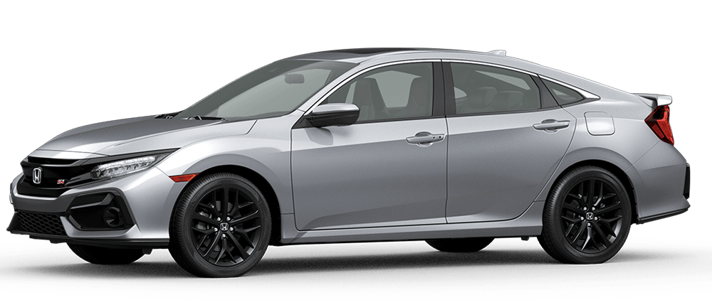 2020 Civic Si - Lunar Silver Metallic