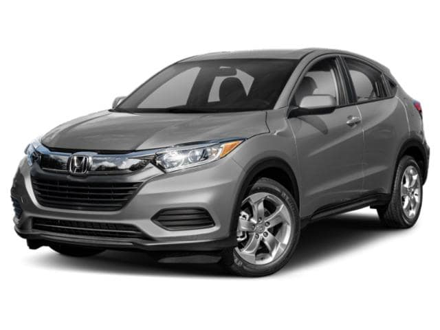Honda HR-V silver