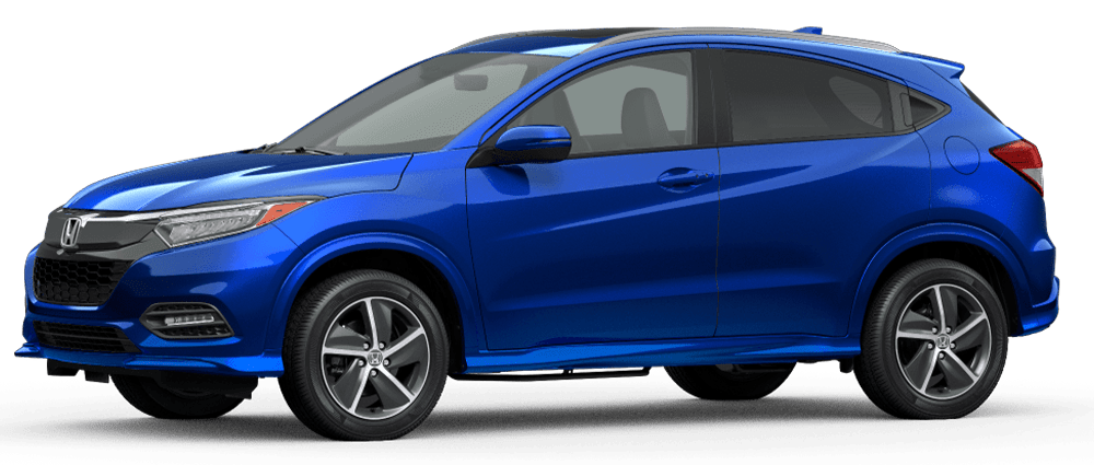 2020 HR-V - Aegean Blue Metallic