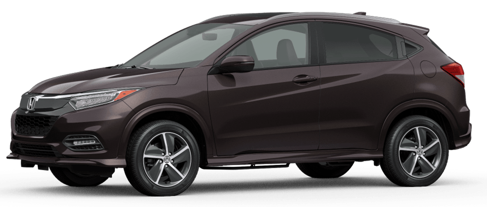 2020 HR-V - Midnight Amethyst Metallic