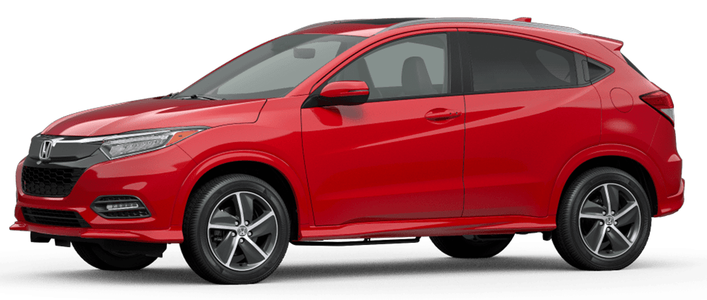 2020 HR-V - Milano Red