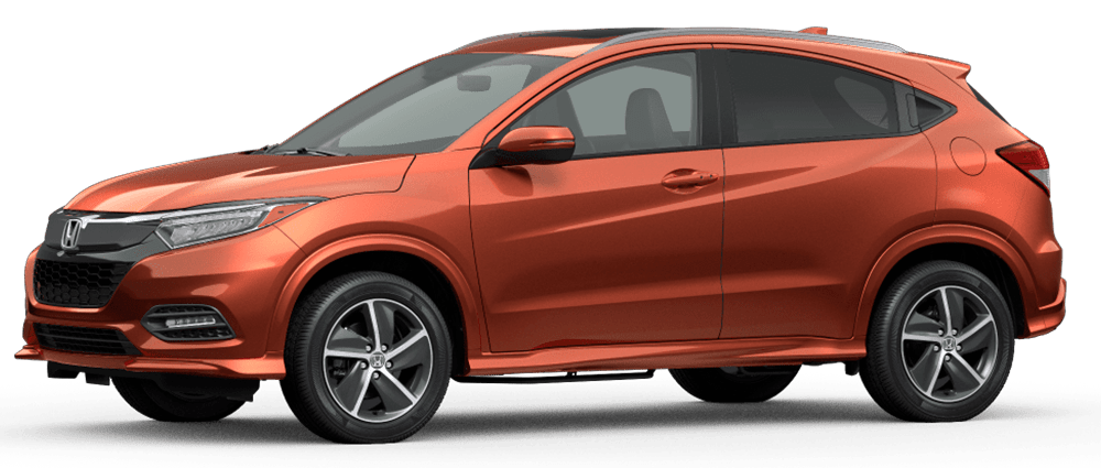 2020 HR-V - Orangeburst Metallic