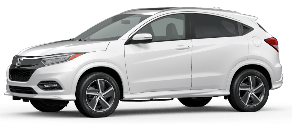 2020 HR-V - Platinum White Pearl