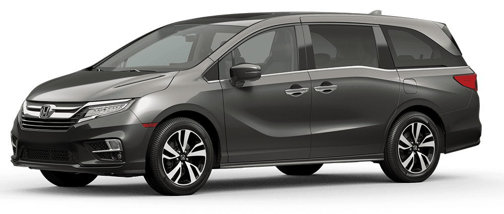2020 Odyssey - Pacific Pewter Metallic