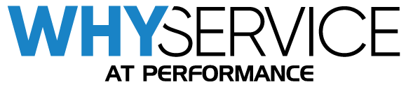 Why Service at Performance Honda