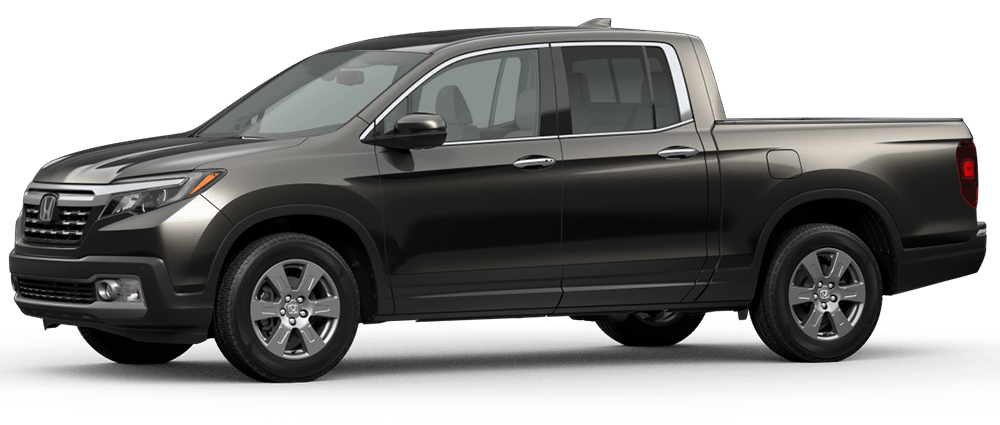 2020 Ridgeline - Pacific Pewter Metallic