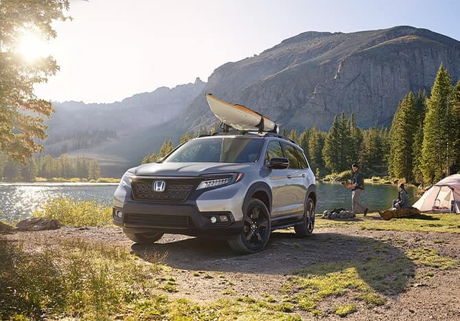 Honda Passport Exterior - Lifestyle