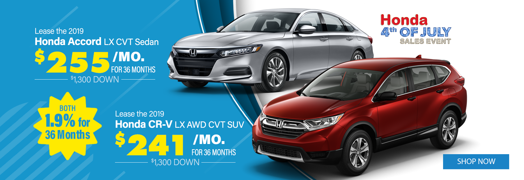 new-honda-accord-crv-lease-deals-cincinnati-ohio-kings-automall