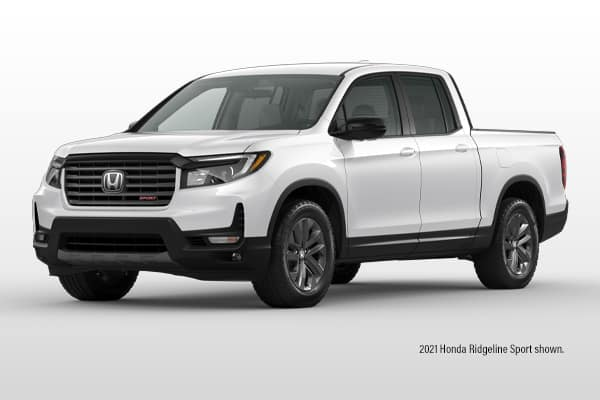 New 2020 Honda Ridgeline Sport AWD