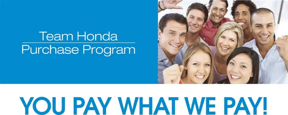 team-honda-purchase-program-cincinnati-ohio