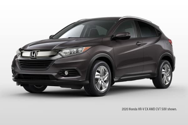 New 2019 Honda HR-V EX AWD CVT SUV