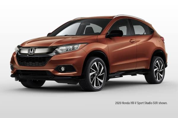 New 2020 Honda HR-V Sport AWD CVT SUV
