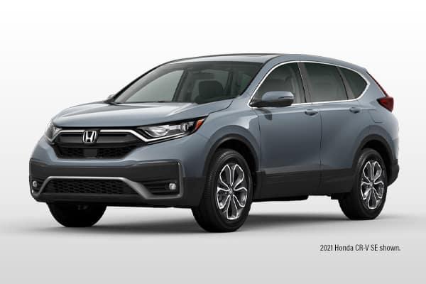 New 2021 Honda CR-V SE AWD CVT SUV
