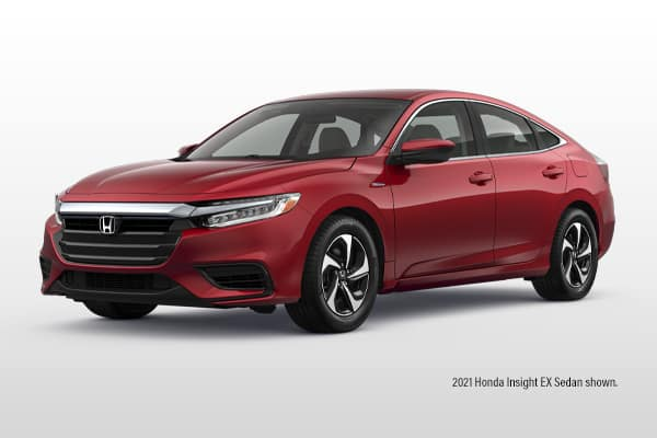 New 2021 Honda Insight EX Sedan