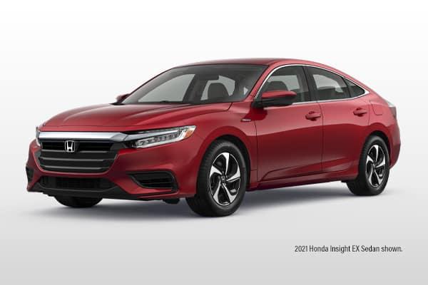 New 2022 Honda Insight EX Sedan