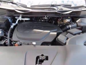 2021 Honda Odyssey Engine