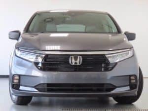 2021 Honda Odyssey Front