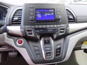 2021 Honda Odyssey Tech