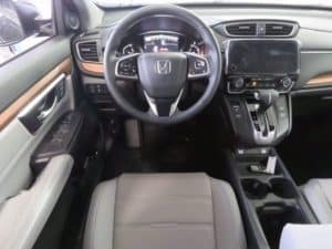 2021 Honda CR-V Model Overview - Interior