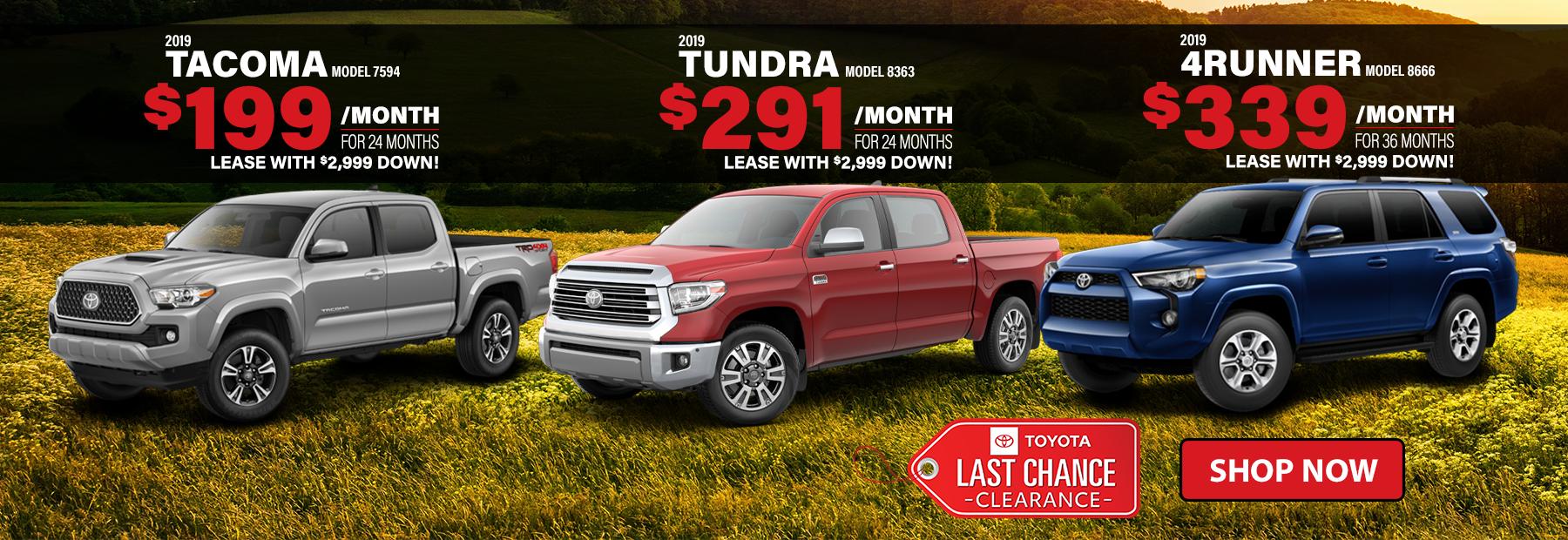 Toyota Dealership near Cincinnati | Performance Toyota | New