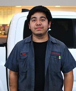 Fabian Lopez-Reyes