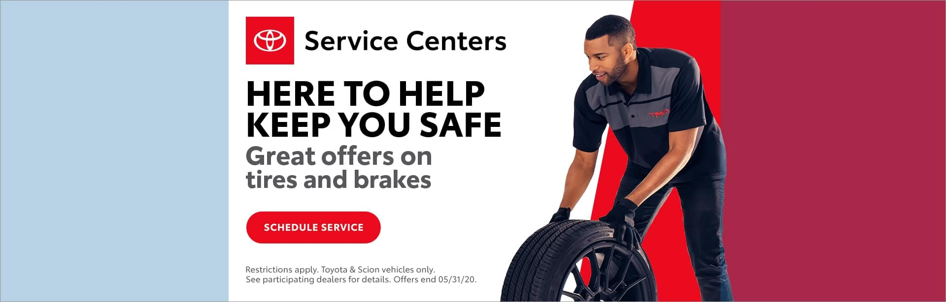 May Tire and Brake Event