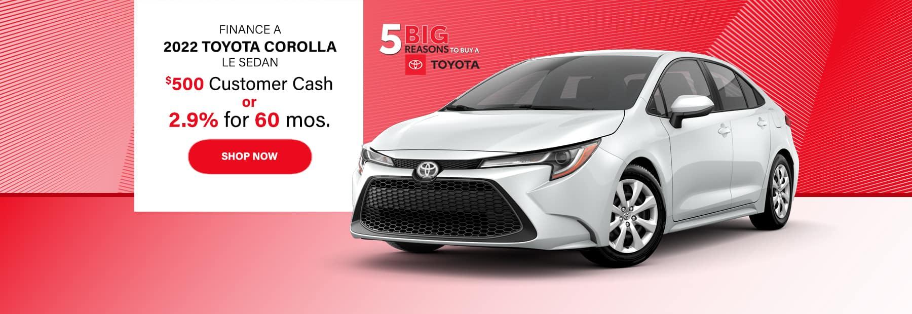 2021-09-10 Corolla Cash Desktop