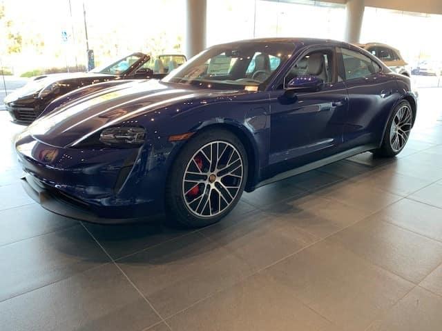 2020 Porsche Taycan 4S Lease Offer