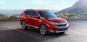 2019 Honda CR-V vs Honda HR-V
