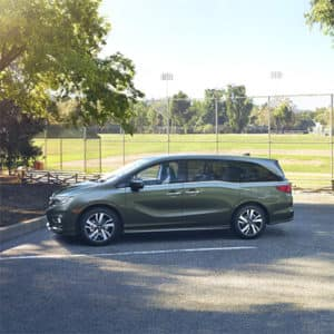 Honda Odyssey Efficient Engine Competition