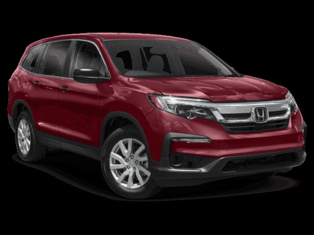 2019 Honda Pilot LX FWD Auto