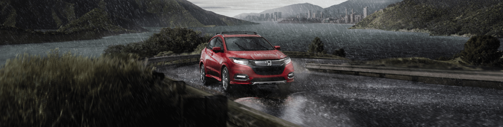Honda HR-V vs Subaru Crosstrek
