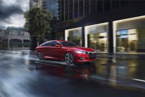 Honda Accord Driver-Assistance Technology