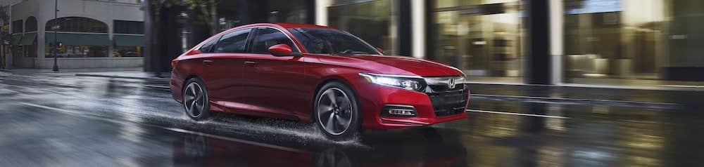 2020 Honda Accord Trim Levels