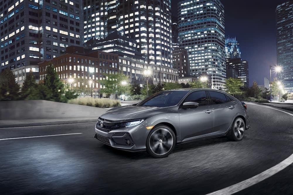 2020 Honda Civic Sport Performance