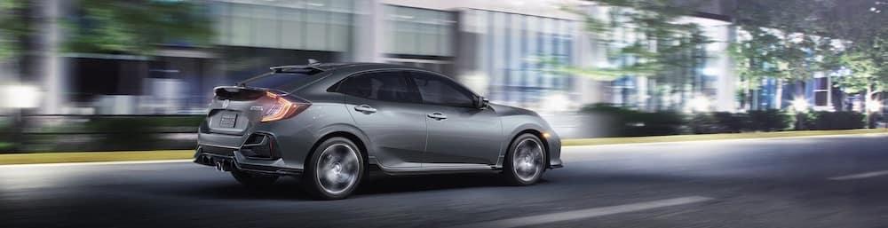 2020 Honda Civic Sport Safety