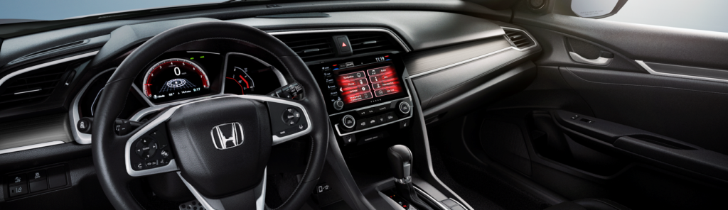 2020 Honda Civic Hatchback  Driver-Assisting Technology Features