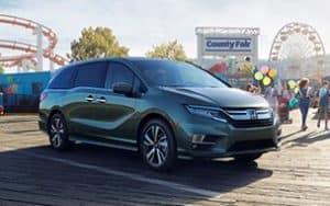 Honda Odyssey Trim Levels